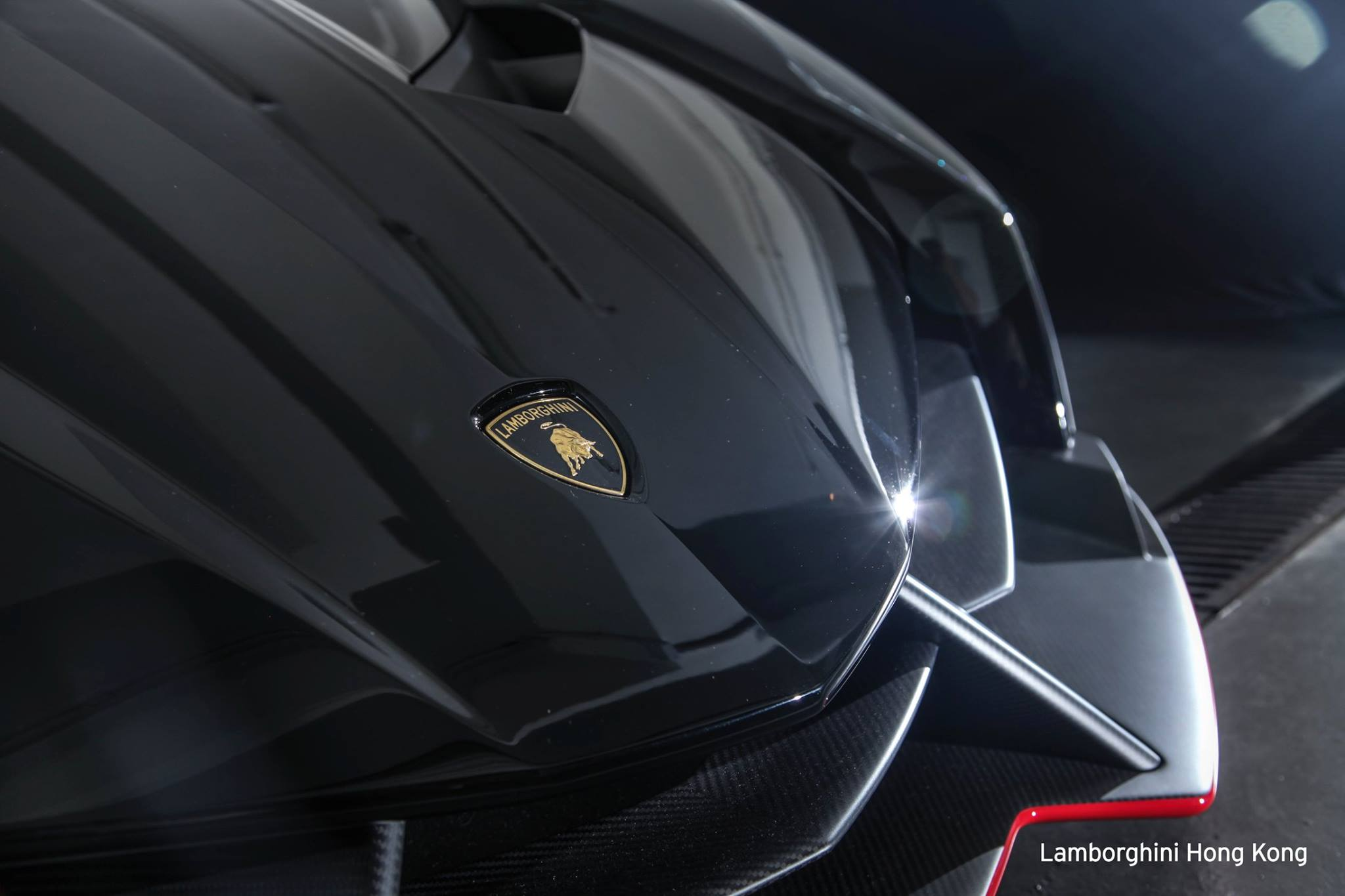 Lamborghini Hong Kong3