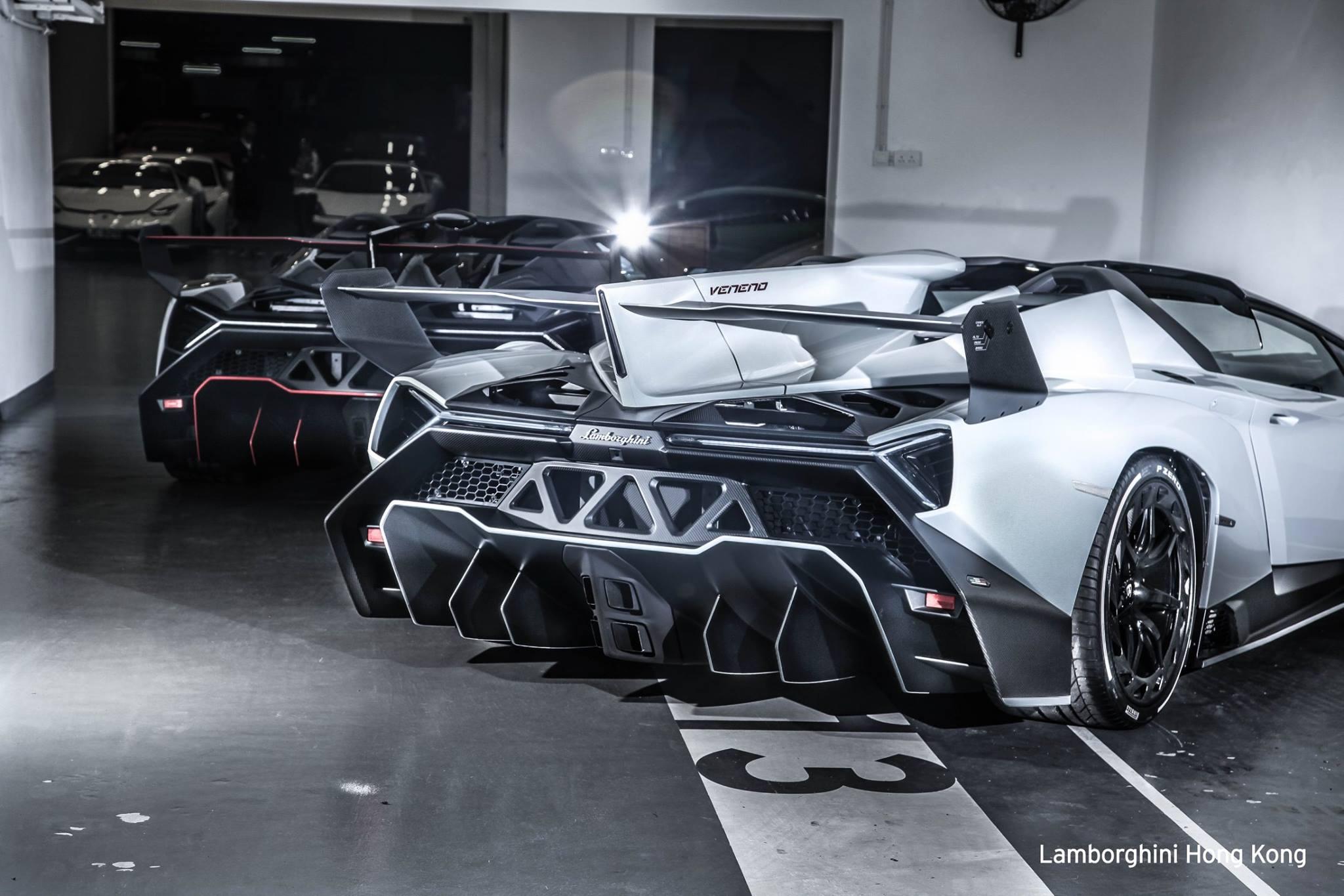 Lamborghini Hong Kong5