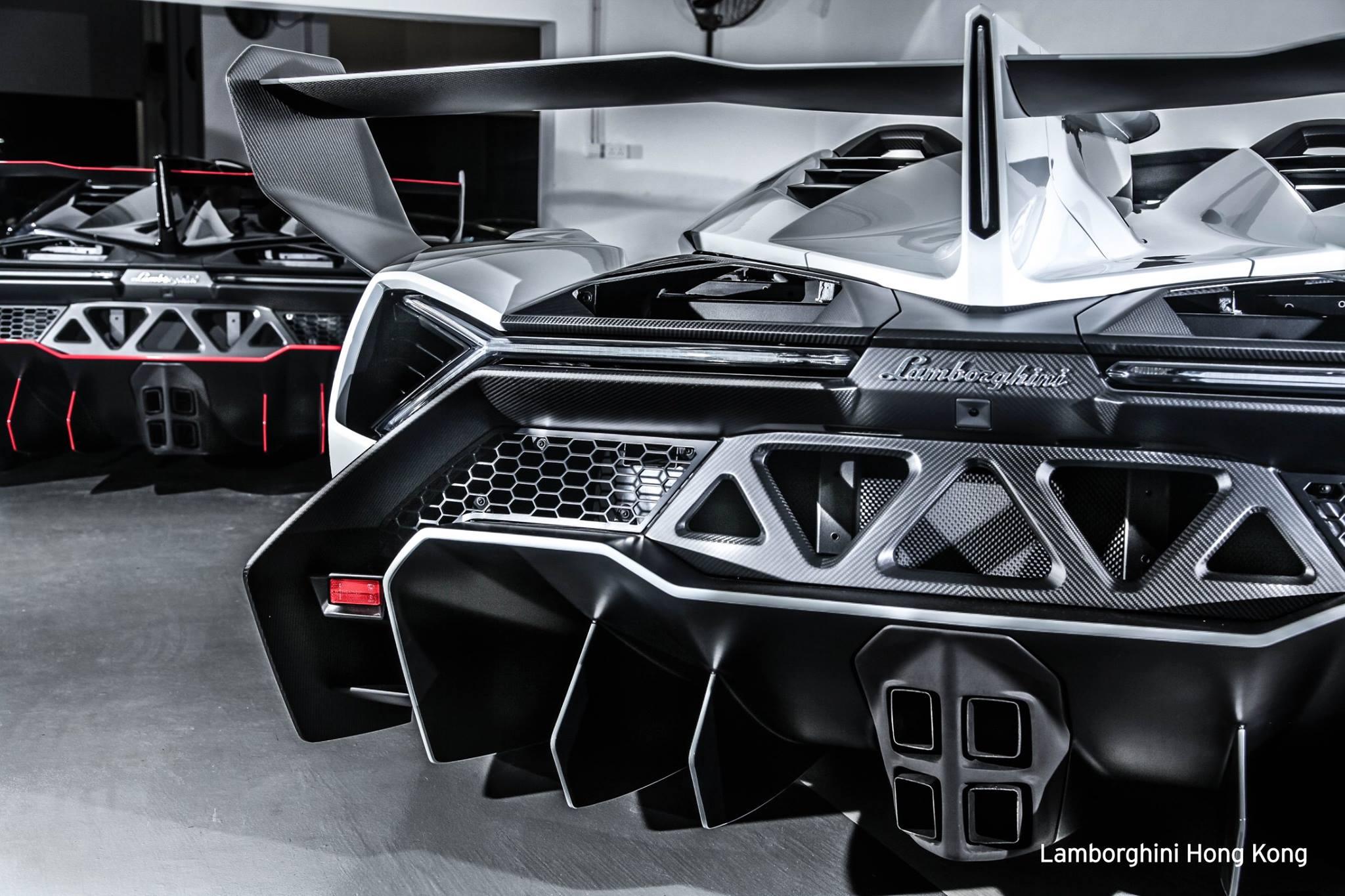 Lamborghini Hong Kong6