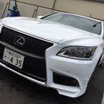平手晃平 LS F SPORT TRD version