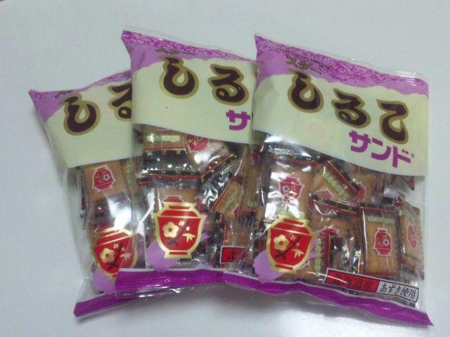 スターしるこサンド 松永製菓